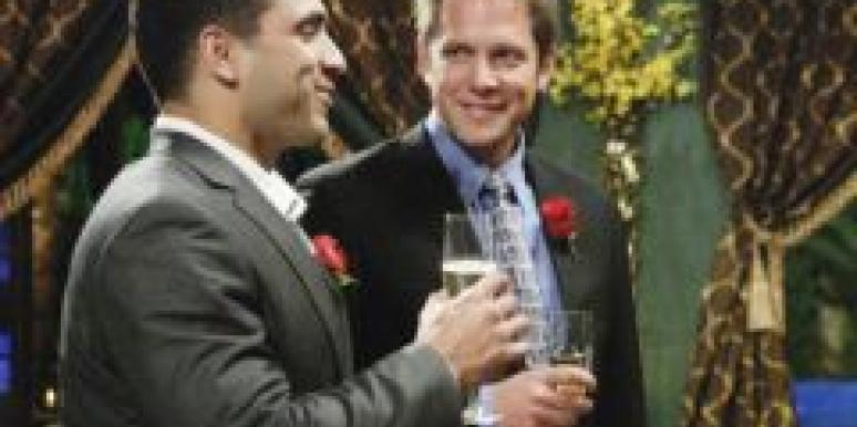 roberto chris toast champagne bachelorette rose ceremony