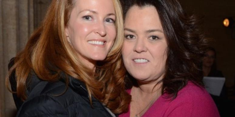Rosie O'Donnell & Michelle Rounds
