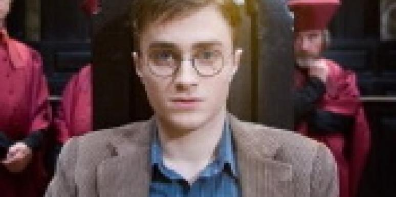 Harry Potter's Deflowering Discussed