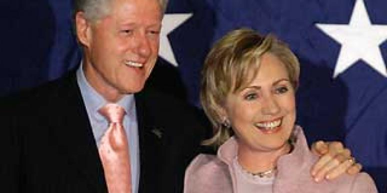 Inside Hillary's Marriage