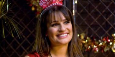 lea michele new year's eve