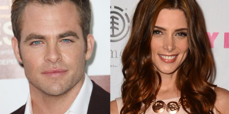 ashley greene and chris pine
