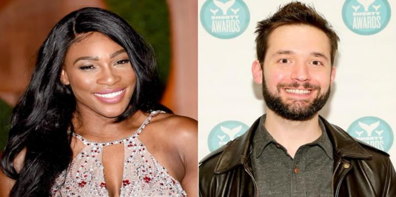Serena Williams Alexis Ohanian engagement wedding engaged Reddit