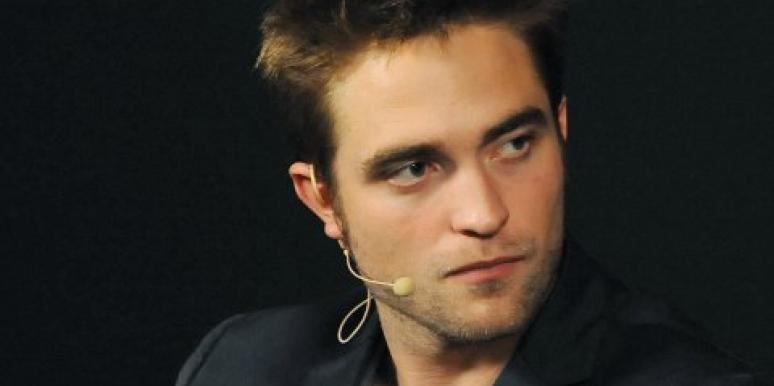 Robert Pattinson on rumors