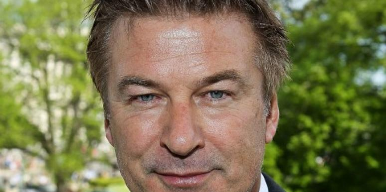 Alec Baldwin in Washington DC