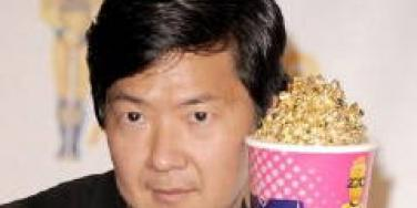 Ken Jeong thanks wife The Hangover MTV Movie Awards