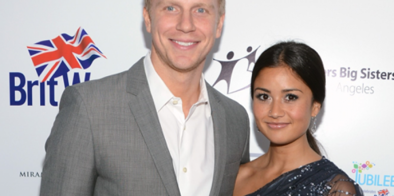 TV Love: Sean Lowe & Catherine Giudici Double Dated With ...