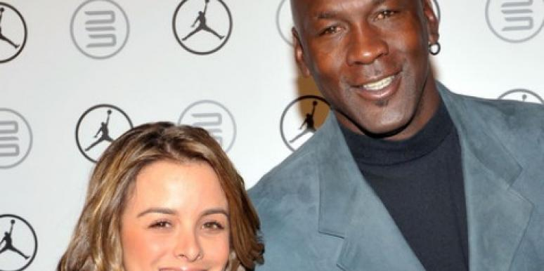 Michael Jordan Is Engaged To Yvette Prieto