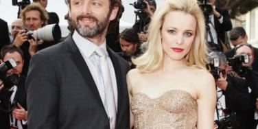 Rachel McAdams & Michael Sheen Have A Weekend PDA-Fest