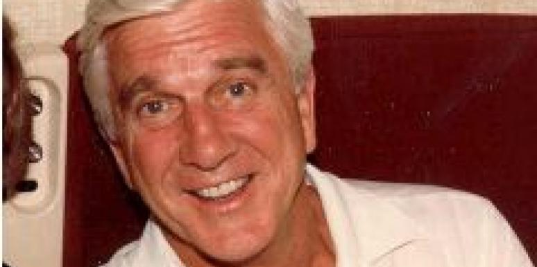 photo of leslie nielsen
