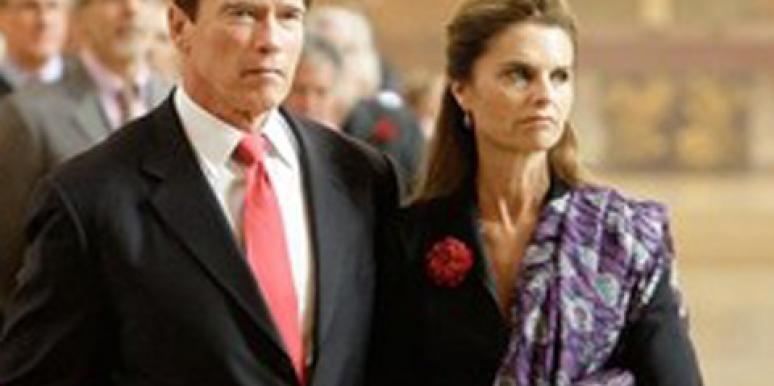 Will Maria Shriver Call Off Her Divorce From Arnold?