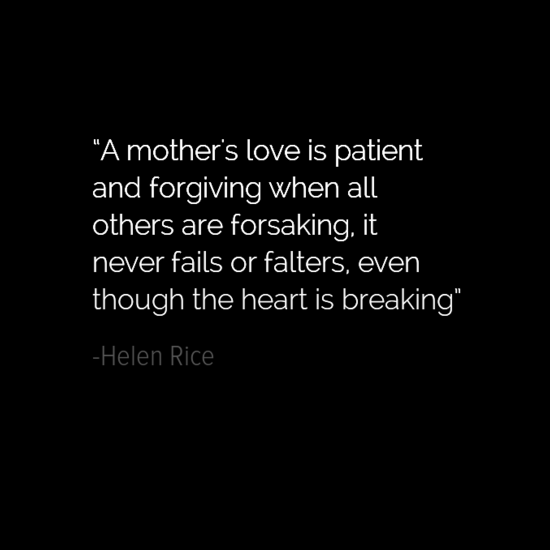 Helen Rice mothers day quotes