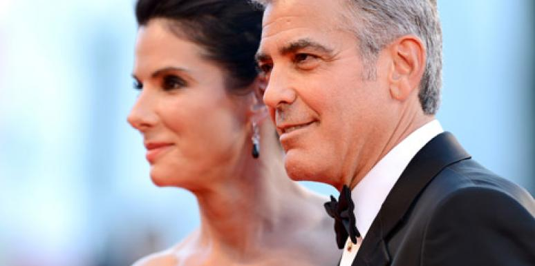 Love: Sandra Bullock & George Clooney Need To Hook Up Immediately