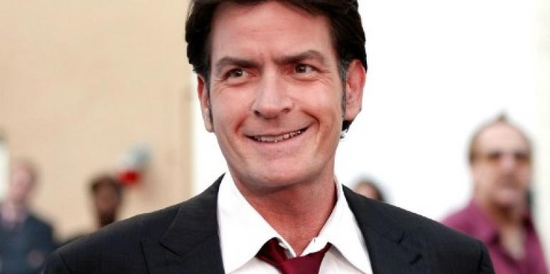 Charlie Sheen's Holiday Vacation With Ex, Denise Richards & Kids