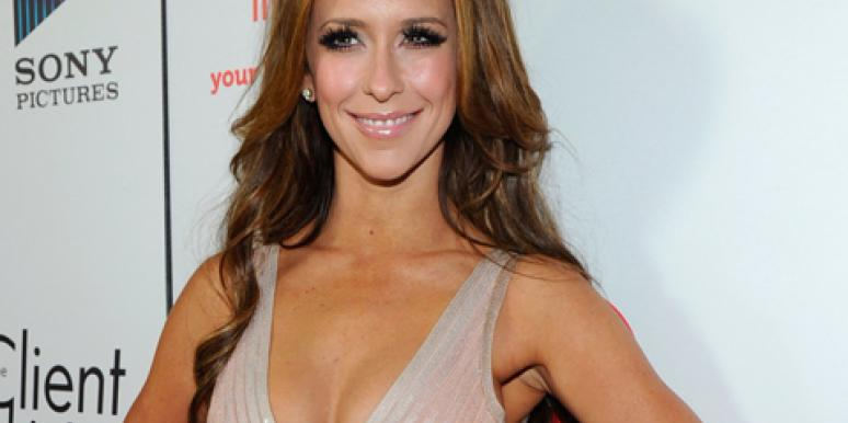 Jennifer Love Hewitt smiling