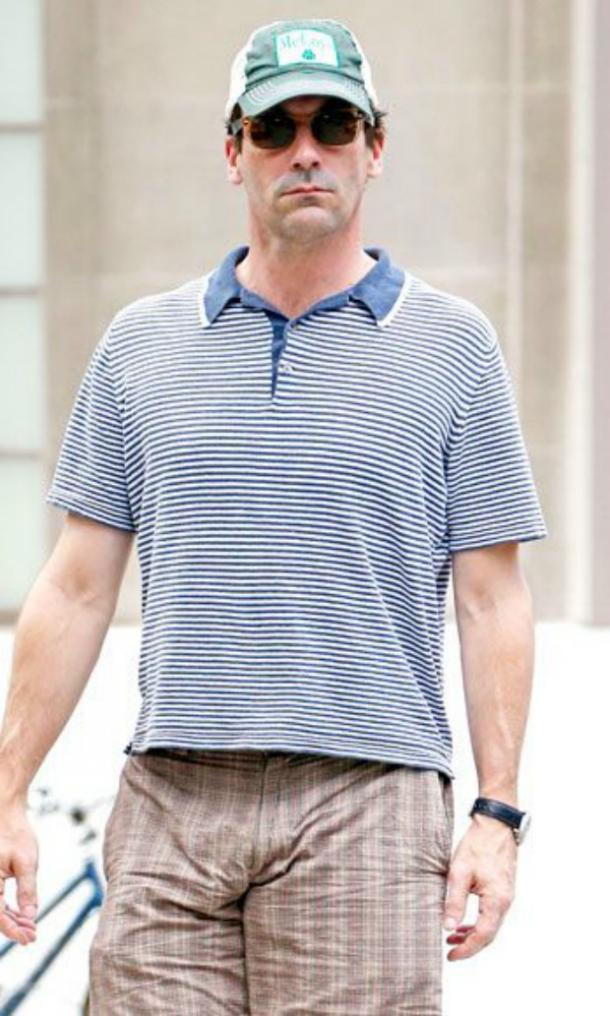 Does Jon Hamm Have A Big Penis?