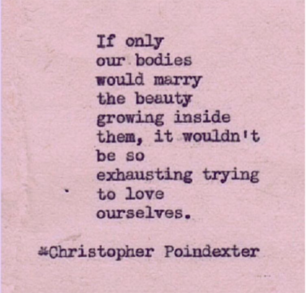 Christopher Poindexter Poems Instagram Quotes About Love