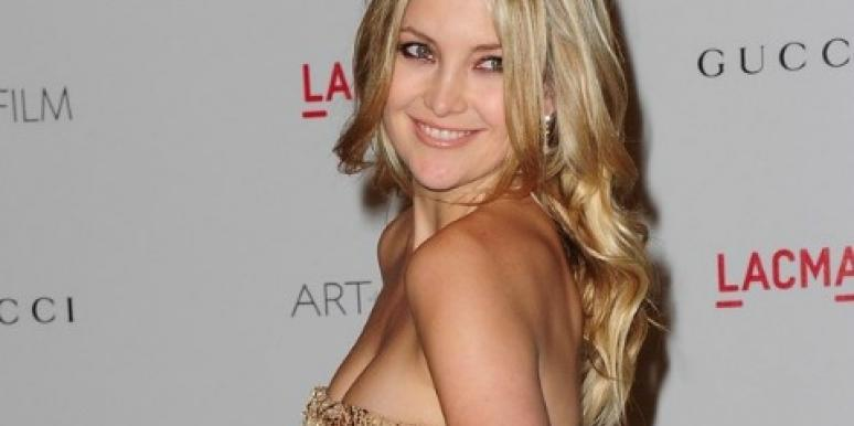 Kate Hudson Shows Off Her Amazing Post-Baby Bikini Body