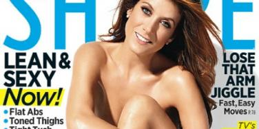 Kate Walsh Couldn't Wait To Get Naked For Shape Magazine Cover