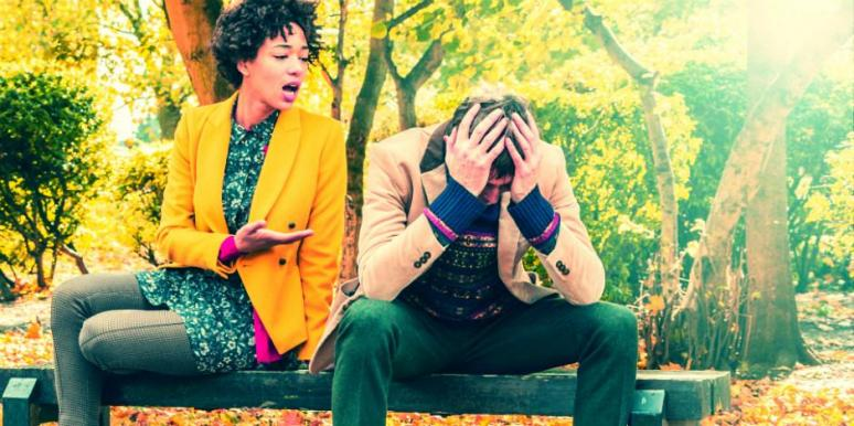 why communication breaks down and fight happen in relationships
