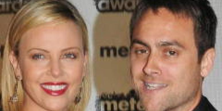Charlize Theron Stuart Townsend breakup