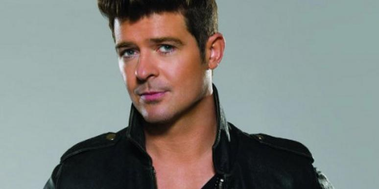 Christian Grey Casting: 15 Reasons Robin Thicke Is Christian Grey