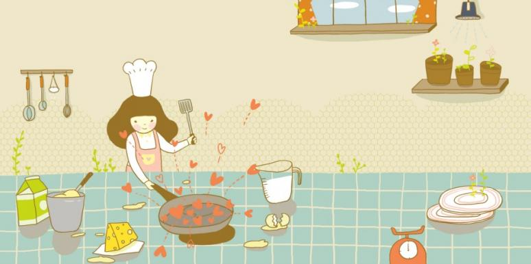 housewife-cooking