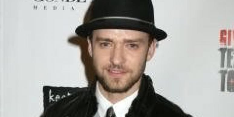 Justin Timberlake Not Sure About Kids