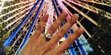 James Costello Engagement Ring