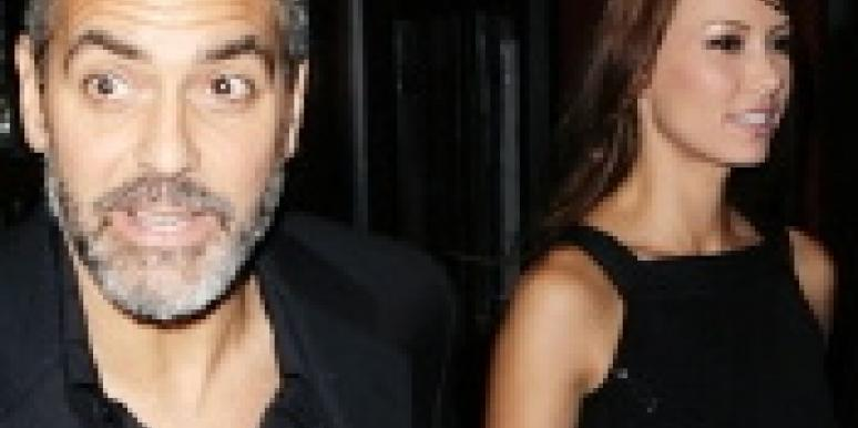 Clooney Warned About Girlf Via Voicemail