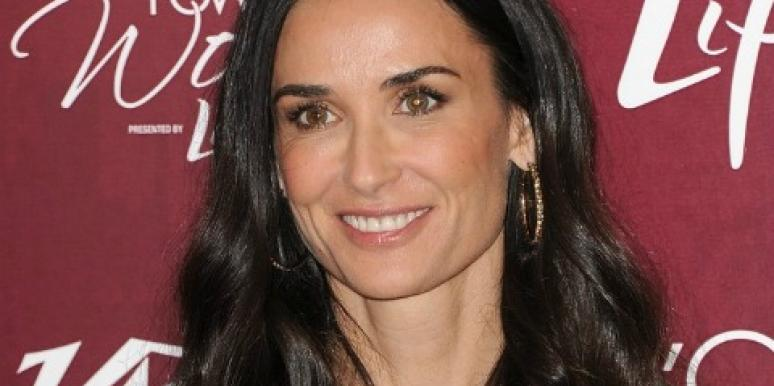 Scott-Vincent Borba: Demi Moore's New Metrosexual Boyfriend?