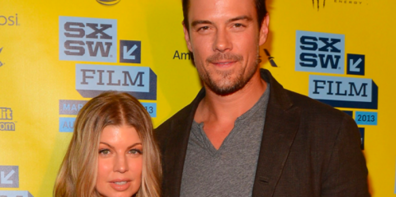 Celebrity Couples: Fergie and Josh Duhamel Are Expecting A ...