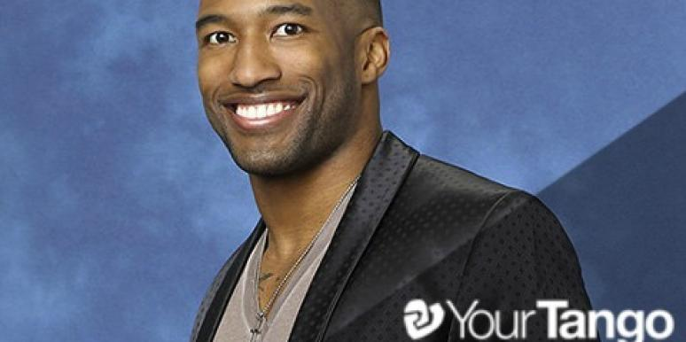 The Bachelorette's Marquel