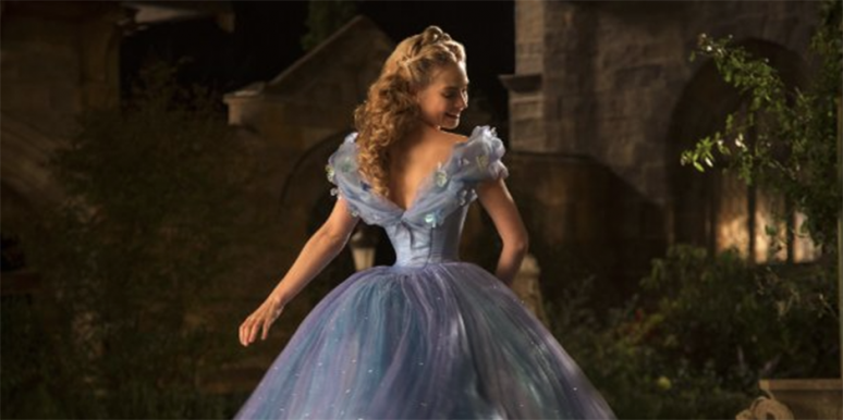 2015 celebrities, Lily james, cinderella