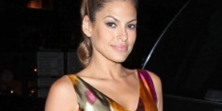 """All About The Eva Mendes """"Sex Tape"""""""