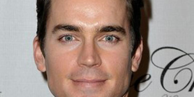 'White Collar' Hottie Matt Bomer Comes Out Of The Closet