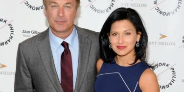 Alec Baldwin & Hilaria Thomas engaged