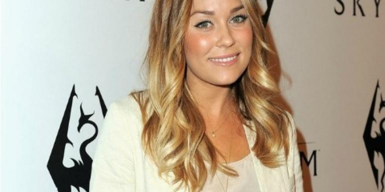 Lauren Conrad Makes Out With 'Gossip Girl' Hunk, Chace Crawford