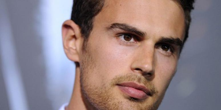 'Divergent' star Theo James