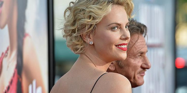 Charlize Theron & Sean Penn