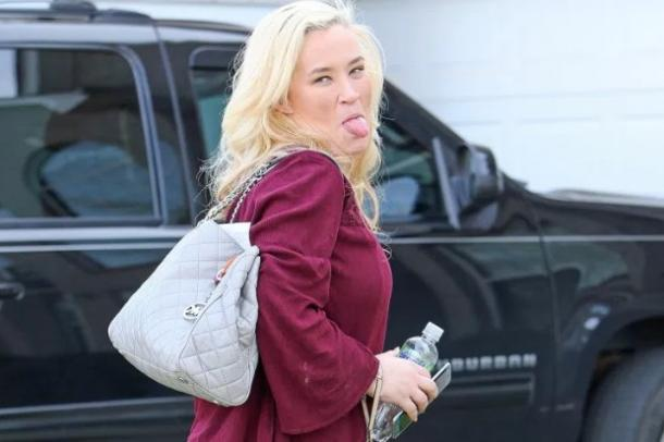 Mama June reveals her weight loss inspired Honey Boo Boo