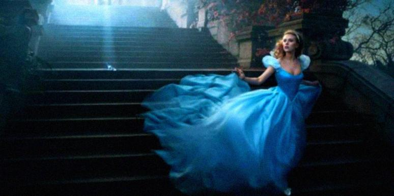 About Disney's 'Cinderella'