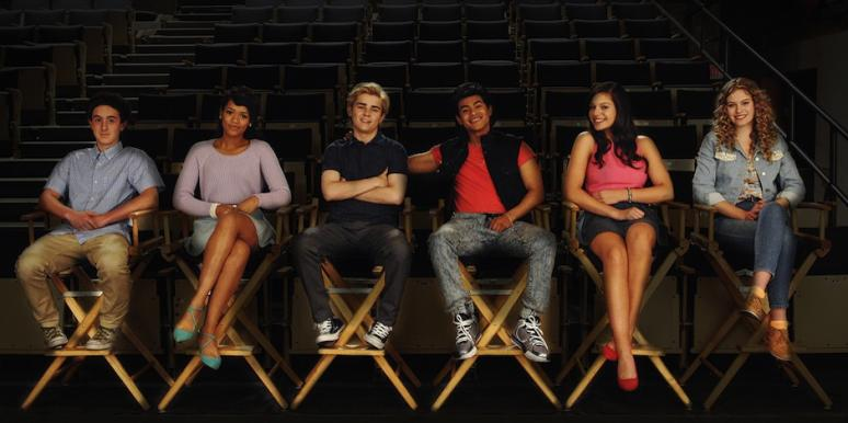 Lifetime's Saved By The Bell cast