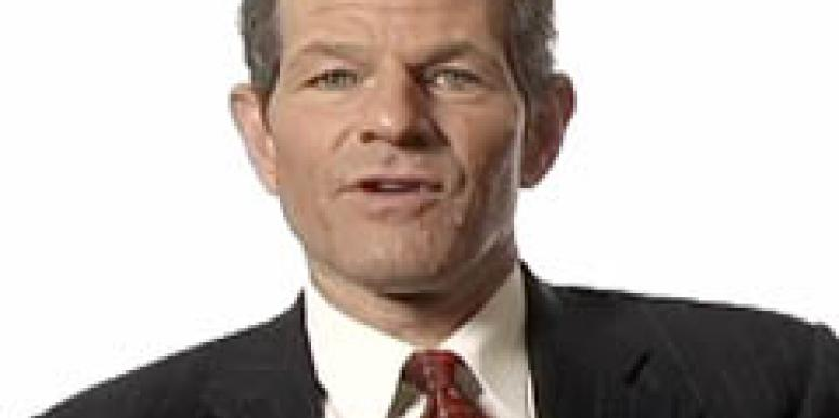 Eliot Spitzer on love
