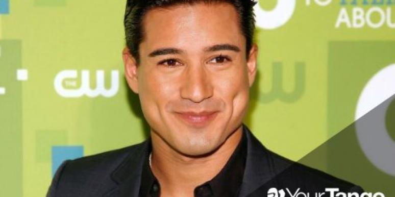 Exclusive! Mario Lopez On Love, Marriage & Parenting