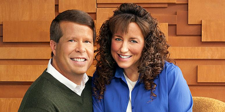 Jim Bob Duggar and Michelle Duggar of '19 Kids And Counting' on TLC
