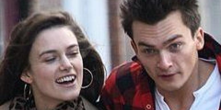 Keira Knightley Rupert Friend
