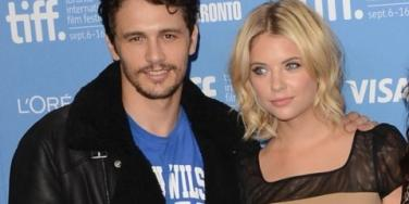 Ashley Benson & James Franco