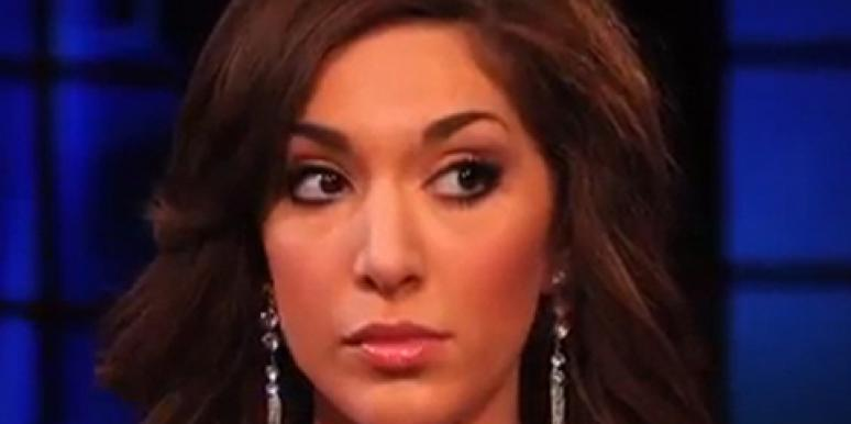 Farrah Abraham, Star Of 'Back Door Teen Mom,' On 'Dr. Phil'