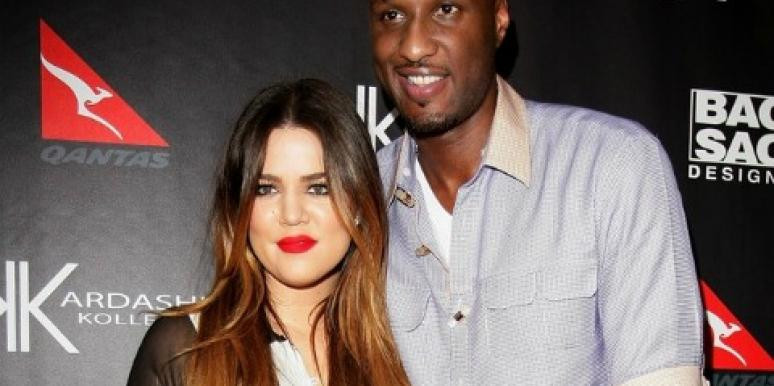 Khloe Kardashian & Lamar Odom: Ready For Some Texas Lovin'?